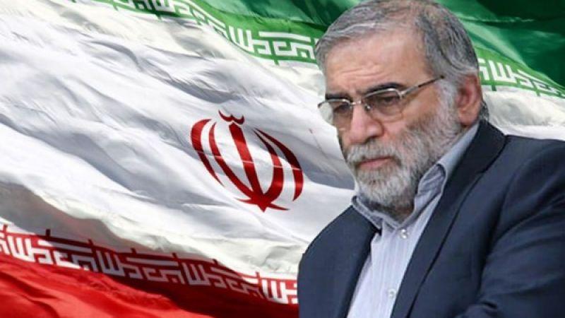 وزارة الدفاع الايرانية تزف استشهاد محسن فخري زاده