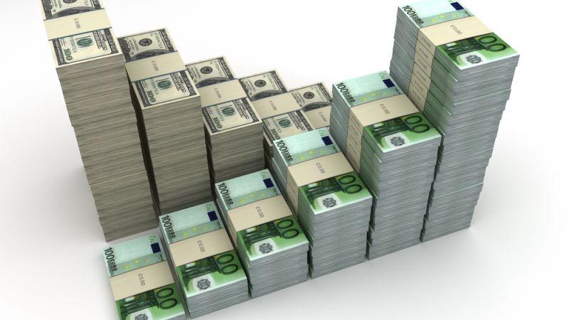 انحدار سريع لسعرالدولار مقابل الليرة