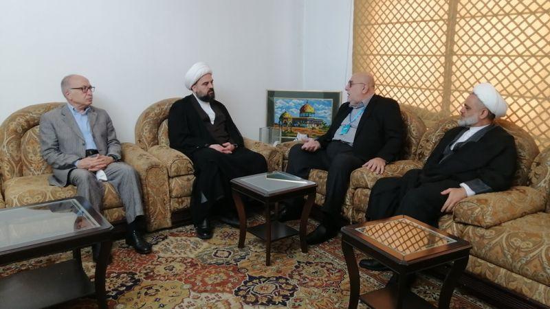 حمدان من دار الافتاء الجعفري: قبلان مع وحدة المسلمين