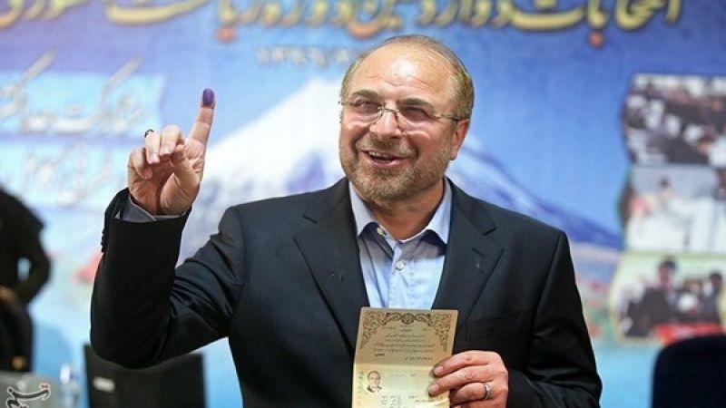 قالیباف يحصد 72 بالمائة من أصوات الناخبين في طهران