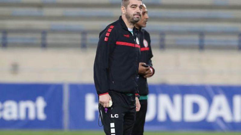 اتحاد الكرة اللبناني لم يجدد عقد مدرب المنتخب الروماني تشيبوتاريو
