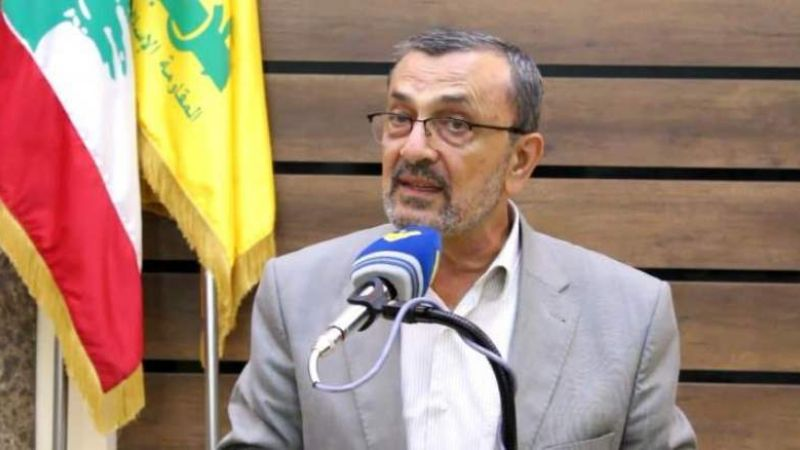عز الدين: خطة حزب الله هدفها حماية كل الناس