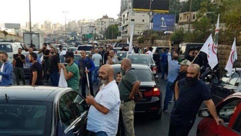 خاص : جعجع يفشل في حشد محازبي القوات في معراب