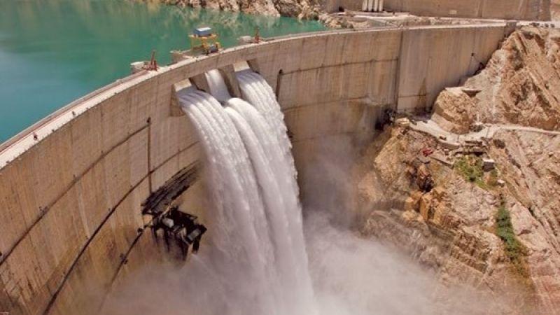 الطاقة الايرانية: كل 50 يوم نفتتح سدا ضخما
